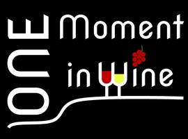 One moment in wine logo